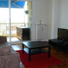 Апартаменты Apartment Oiseau Bleu комната для гостей фото 4