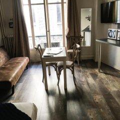 Отель Azur City Home Студия с различными типами кроватей