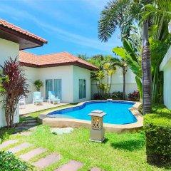 Отель Magic Villa Pattaya 4* Улучшенная вилла с различными типами кроватей фото 6