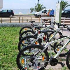 Отель Eco Green Living Ситония спортивное сооружение