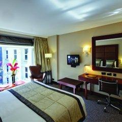 Leonardo Royal Hotel London St Paul's 5* Улучшенный номер с 2 отдельными кроватями фото 2