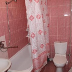 Гостиница Zakarpattya ванная