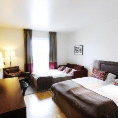 Sola Strand Hotel 3* Стандартный семейный номер с двуспальной кроватью фото 2