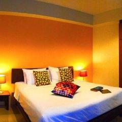 Отель Cool Residence 3* Улучшенный номер двуспальная кровать фото 4