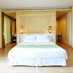 Отель The Lapa Hua Hin 4* Номер Делюкс с различными типами кроватей фото 7