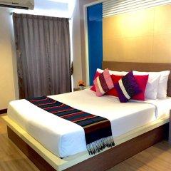 Отель Charoenchit House 2* Стандартный номер с различными типами кроватей фото 4