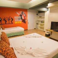 My Way Hua Hin Music Hotel 3* Студия с различными типами кроватей фото 3
