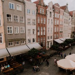 Апартаменты Elite Apartments – Gdansk Old Town Улучшенные апартаменты фото 2