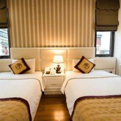 Hanoi HM Boutique Hotel 3* Представительский номер с различными типами кроватей фото 4