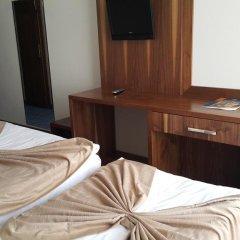 Miroglu Hotel 3* Стандартный семейный номер с двуспальной кроватью фото 13
