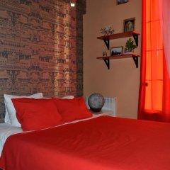 Мини-отель Русо Туристо Стандартный номер с двуспальной кроватью (общая ванная комната) фото 2