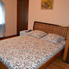 Gnezdo Gluharya Hotel 3* Стандартный номер разные типы кроватей фото 5