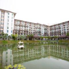 Отель Ratchy Condo Банг-Саре приотельная территория