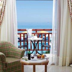 Отель Mitsis Rinela Beach Resort & Spa - All Inclusive 5* Стандартный номер с различными типами кроватей фото 3