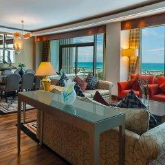 Calista Luxury Resort 5* Президентский люкс с двуспальной кроватью фото 2