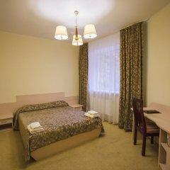 Гостиница Снежный барс Домбай 3* Студия Делюкс с различными типами кроватей фото 6