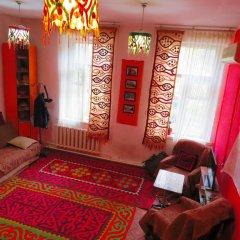 Hostel Inn Bishkek Бишкек комната для гостей фото 2