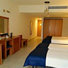 Hotel Santana 4* Стандартный семейный номер с различными типами кроватей фото 3