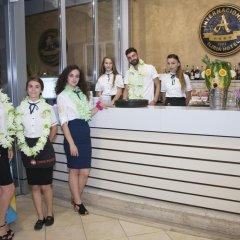 Отель International Iliria Дуррес гостиничный бар