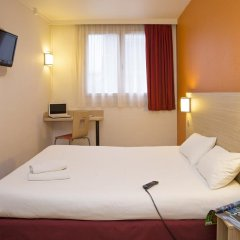 Отель Première Classe Lille Centre Стандартный номер с различными типами кроватей фото 2