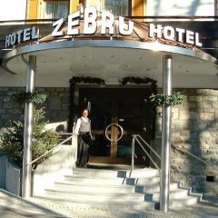 Hotel Zebru Стельвио интерьер отеля