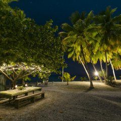 Отель Fafarua Ile Privée Private Island Французская Полинезия, Тикехау - отзывы, цены и фото номеров - забронировать отель Fafarua Ile Privée Private Island онлайн фото 4