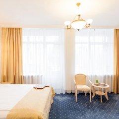 Гостиница Грин Лайн Самара 3* Стандартный номер с разными типами кроватей фото 5