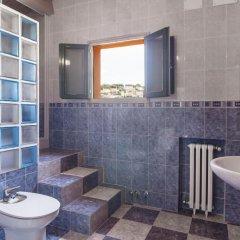 Отель Can Roure ванная
