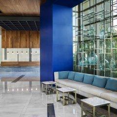 Отель Barut Acanthus & Cennet - All Inclusive интерьер отеля