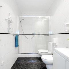 Отель Pensión Goiko Испания, Сан-Себастьян - отзывы, цены и фото номеров - забронировать отель Pensión Goiko онлайн ванная фото 2