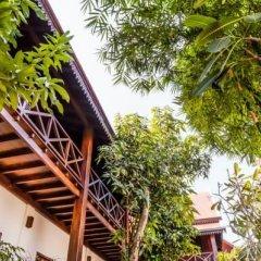 Отель Villa Chitchareune 3* Номер Делюкс с 2 отдельными кроватями фото 14