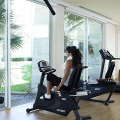 Отель Rodos Palladium Leisure & Wellness Греция, Парадиси - 1 отзыв об отеле, цены и фото номеров - забронировать отель Rodos Palladium Leisure & Wellness онлайн фитнесс-зал фото 4