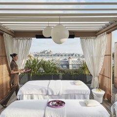Отель Mandarin Oriental Paris 5* Номер Делюкс с различными типами кроватей фото 2