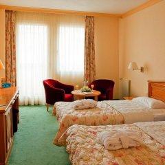 Отель Danubius Health Spa Resort Butterfly 4* Стандартный номер с двуспальной кроватью