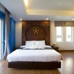 Отель Korbua House 3* Представительский номер с различными типами кроватей фото 6