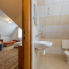 Отель Willa Slavita Закопане ванная