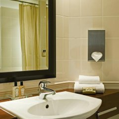 Отель Hôtel Concorde Montparnasse 4* Классический номер с различными типами кроватей фото 11