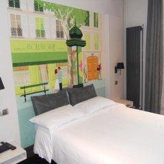 Отель Hôtel Des Arts-Bastille 2* Стандартный номер с различными типами кроватей фото 2
