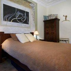Отель Mikalojaus apartamentai Литва, Вильнюс - отзывы, цены и фото номеров - забронировать отель Mikalojaus apartamentai онлайн комната для гостей фото 5