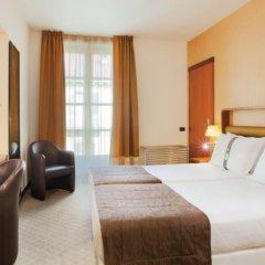 Отель Holiday Inn Turin City Centre 4* Стандартный номер с различными типами кроватей фото 3