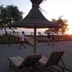 Отель Lake Shkodra Resort пляж