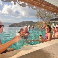 Отель Tropical Hideaway бассейн фото 2