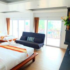 Отель Pranee Amata 3* Стандартный номер с различными типами кроватей фото 2