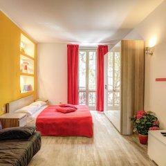 Апартаменты Fiera Milano Apartments Cenisio Апартаменты с различными типами кроватей фото 19