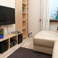 Апартаменты Key Apartments Chmielna Студия с различными типами кроватей фото 4