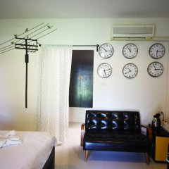 Отель Saphli Villa Beach Resort 2* Бунгало с различными типами кроватей фото 6