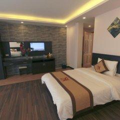 Отель Nguyen Dang Guesthouse Стандартный семейный номер с двуспальной кроватью фото 5