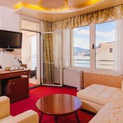 Meridian Hotel 4* Стандартный семейный номер с двуспальной кроватью фото 8