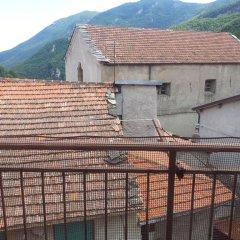 Отель Casa dei Nonni Боргомаро приотельная территория