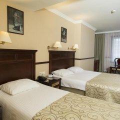 Topkapi Inter Istanbul Hotel 4* Стандартный номер с различными типами кроватей фото 7